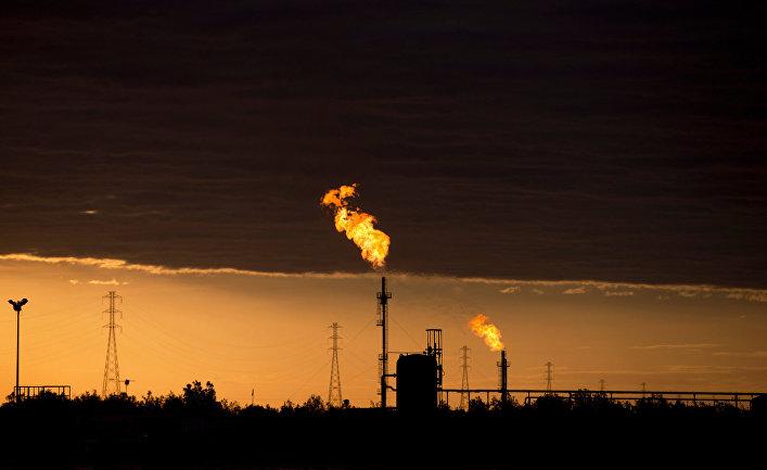 Нефтеперерабатывающий комплекс в Венесуэле