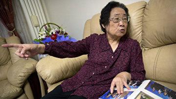 Ту Юю из Академии китайских медицинских наук, получившая Нобелевскую премию за синтезирование препарата артемизинина