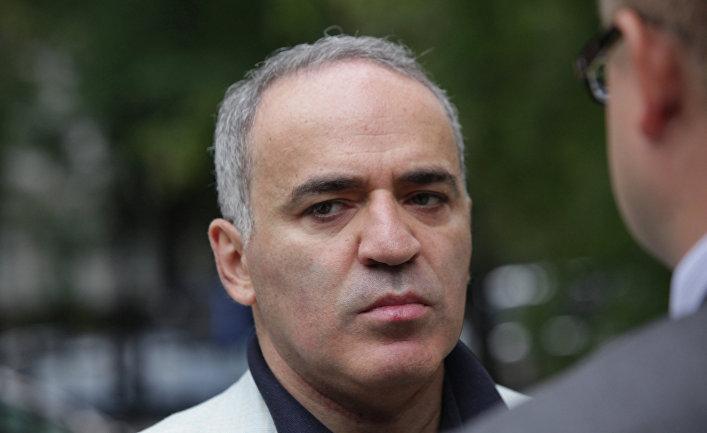 Рассмотрение административного дела Гарри Каспарова