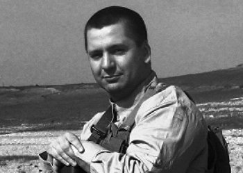 Илья Плеханов, главный редактор Альманаха «Искусство войны»