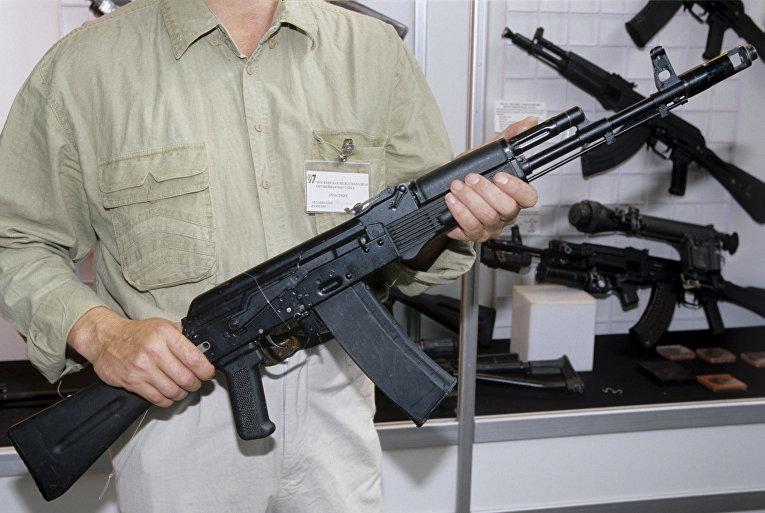 Легендарный российский АК-47 будут делать в США