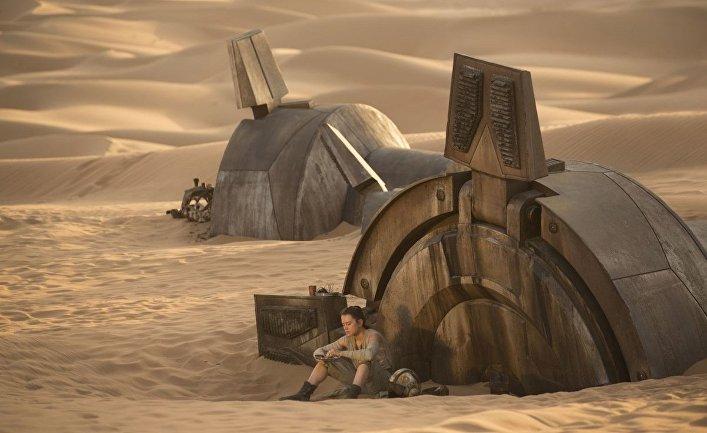«Звездные войны» бьют рекорды в кинозалах