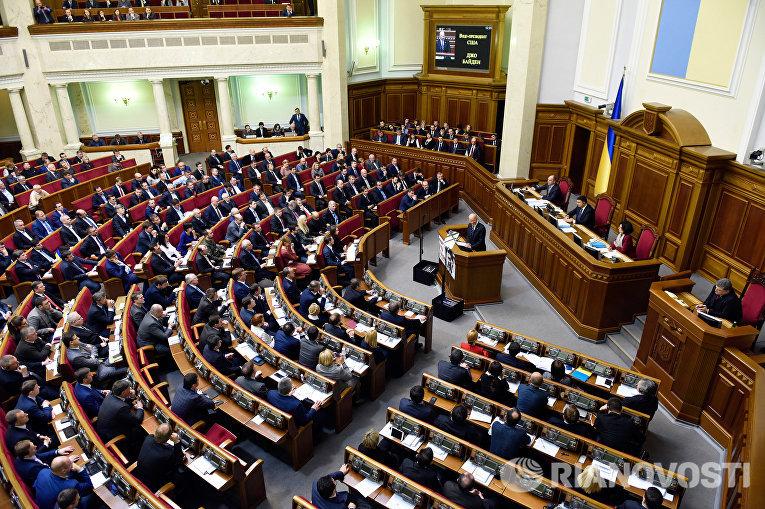 Украина нервно отвечает России