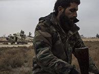 Сирийская армия взяла под контроль военный аэродром Мардж аль-Султан
