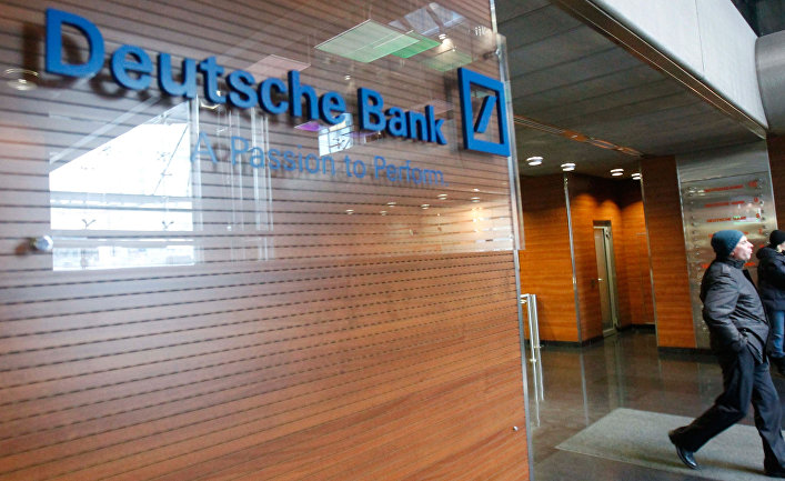 Deutsche Bank заплатит штраф занарушения при торговле российскими акциями