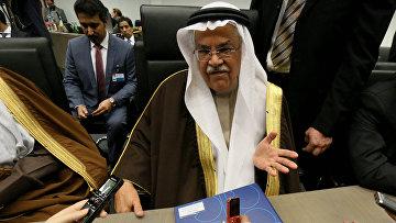 Министр энергетики Саудовской Аравии Али ибн Ибрагим аль-Наими