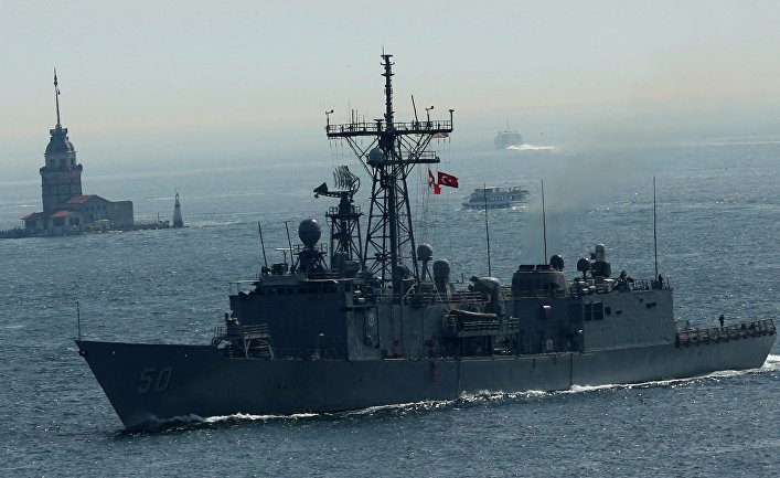 Россия опасается, что флот НАТО войдет в Черное море