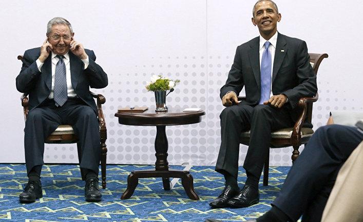 Пока Обама валяет дурака