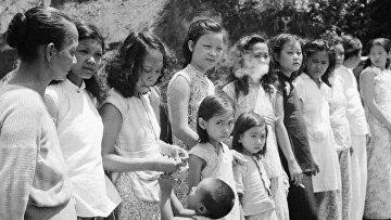 Китаянки и малайки, которых принуждали работать «женщинами комфорта» во время войны