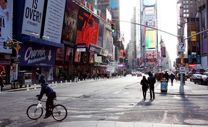 в нью йорке фото