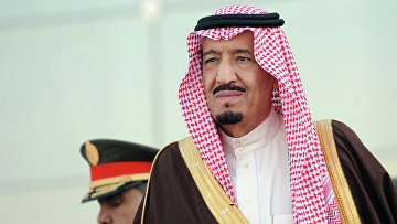 Седьмой король Саудовской Аравии Салман ибн Абдул-Азиз Аль Сауд