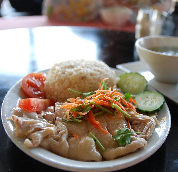 Курица по-вэньчански (Вэньчан цзи)