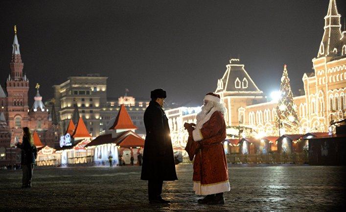 Отпуск в России