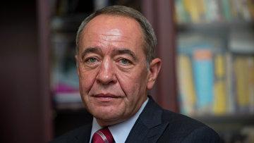 """Гендиректор """"Газпром-Медиа"""" Михаил Лесин"""