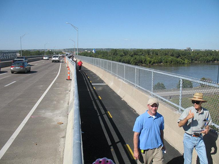 Мост в Канзас-Сити
