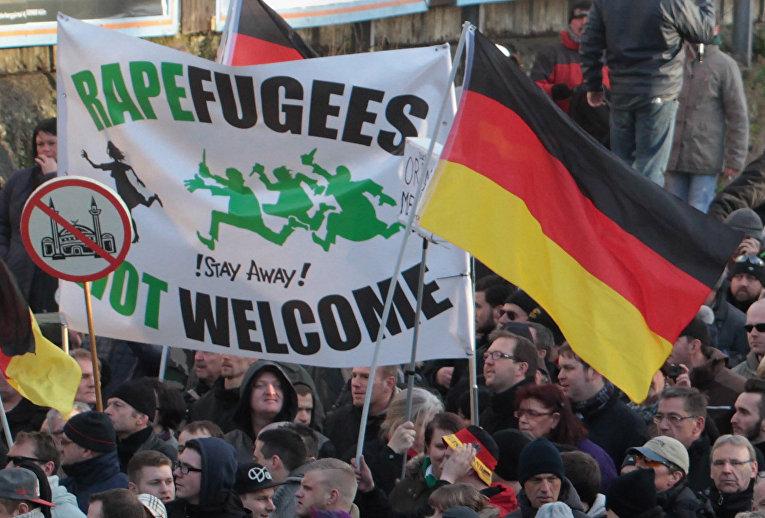 Картинки по запросу европа правые против сирийских беженцев