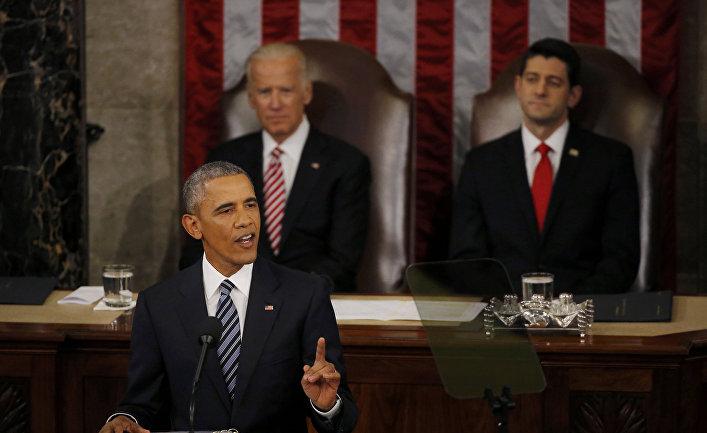 Мир видит своим лидером США, ноне Российскую Федерацию либо КНР — Барак Обама