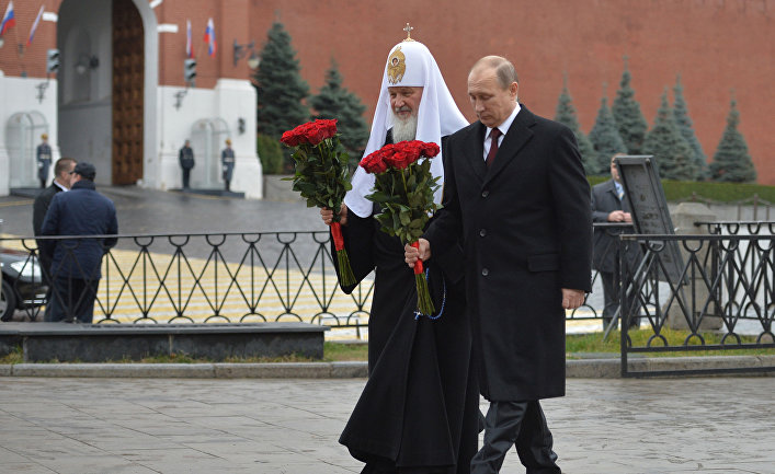 Россия дает надежду