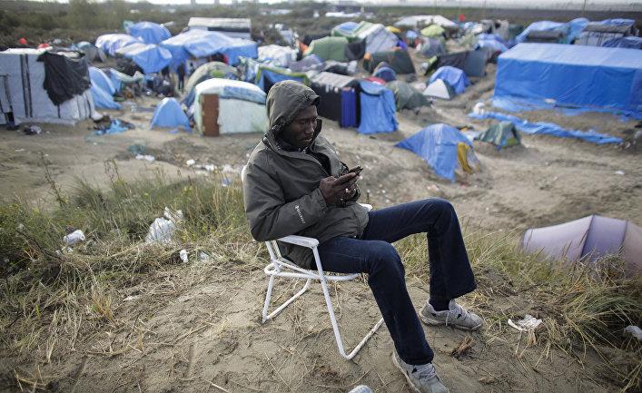 Хто проти знесення табору мігрантів в Кале?