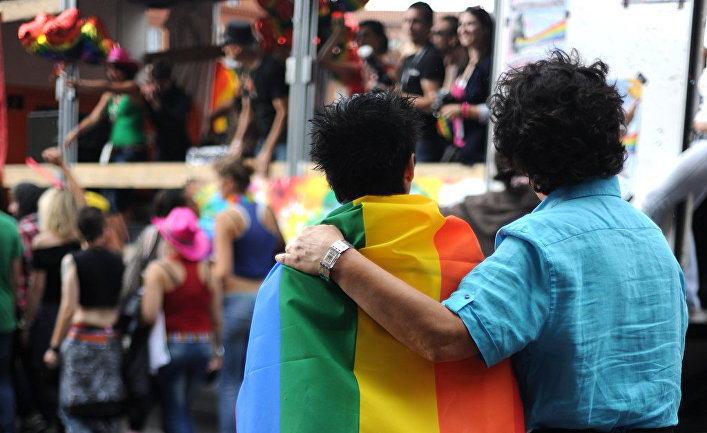 Кто такие гомосексуальны 2 фотография