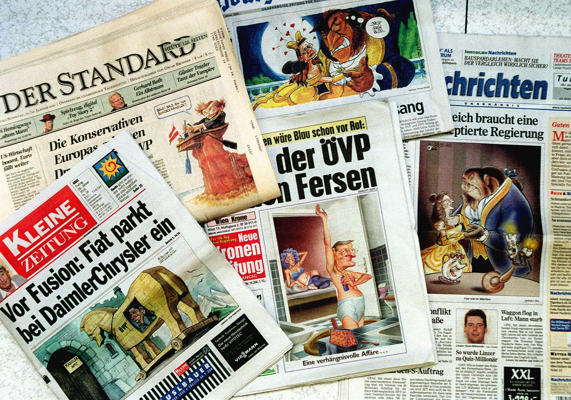 СМИ Австрии: Россия и в Сирии — не партнер, а фактор