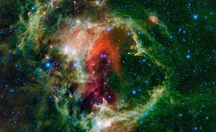 Туманность Души (Soul nebula)