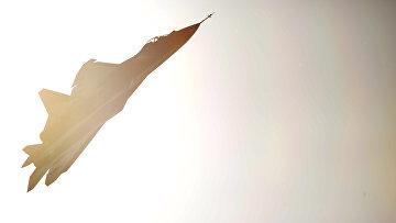 Российский многоцелевой истребитель пятого поколения ПАК ФА (Т-50)