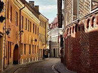 Улица Вильнюса, Литва