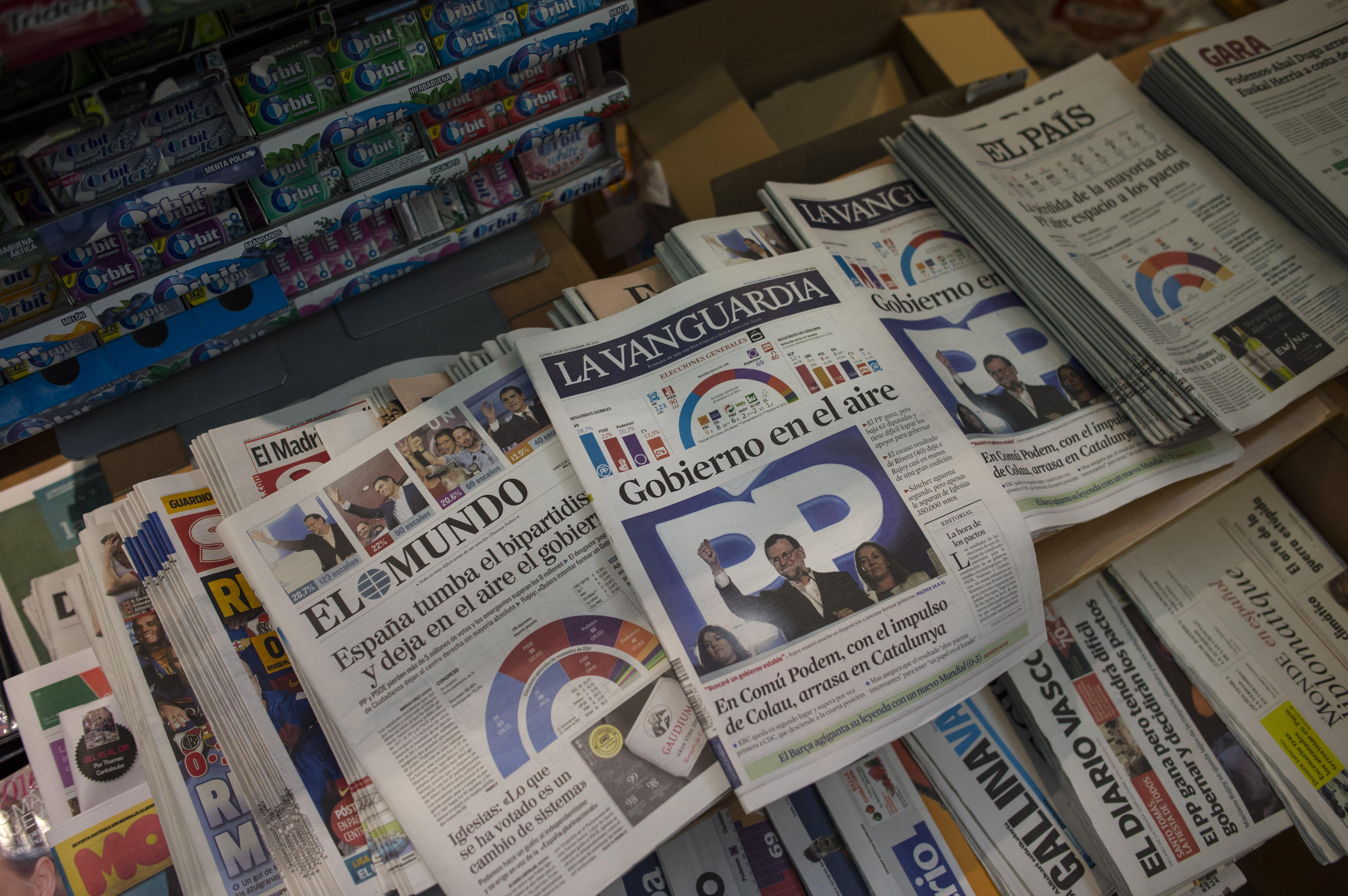 СМИ Испании: Россия засветилась в американской предвыборной гонке