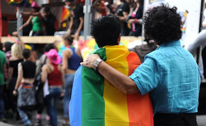 Дания и гомосексуализм