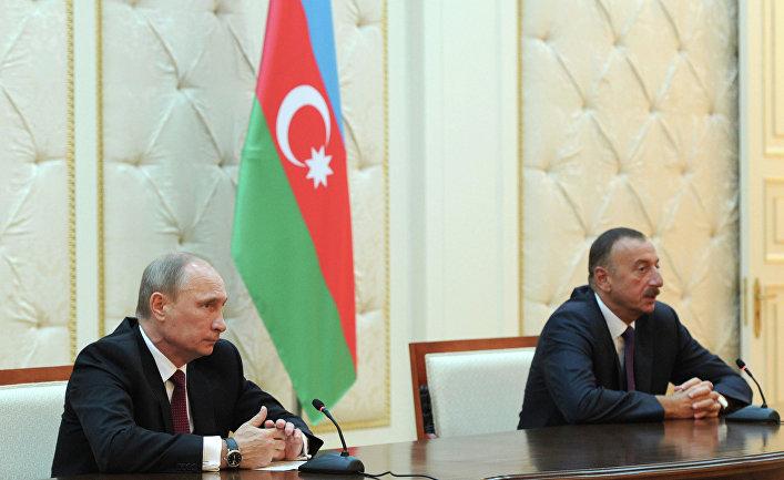 Россия и Азербайджан в тисках ресурсного проклятия