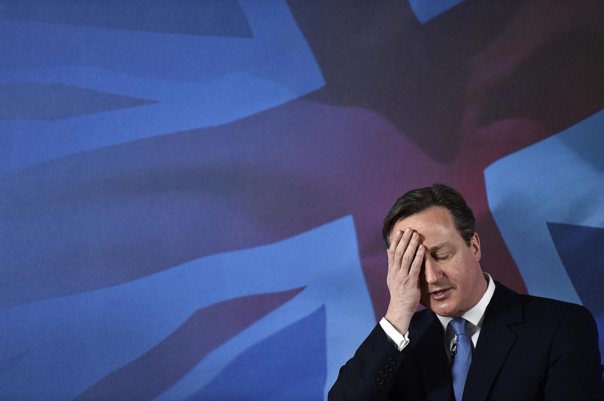 Останется ли Великобритания в составе Евросоюза?