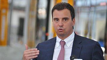 Министр экономики Украины Айварас Абромавичус