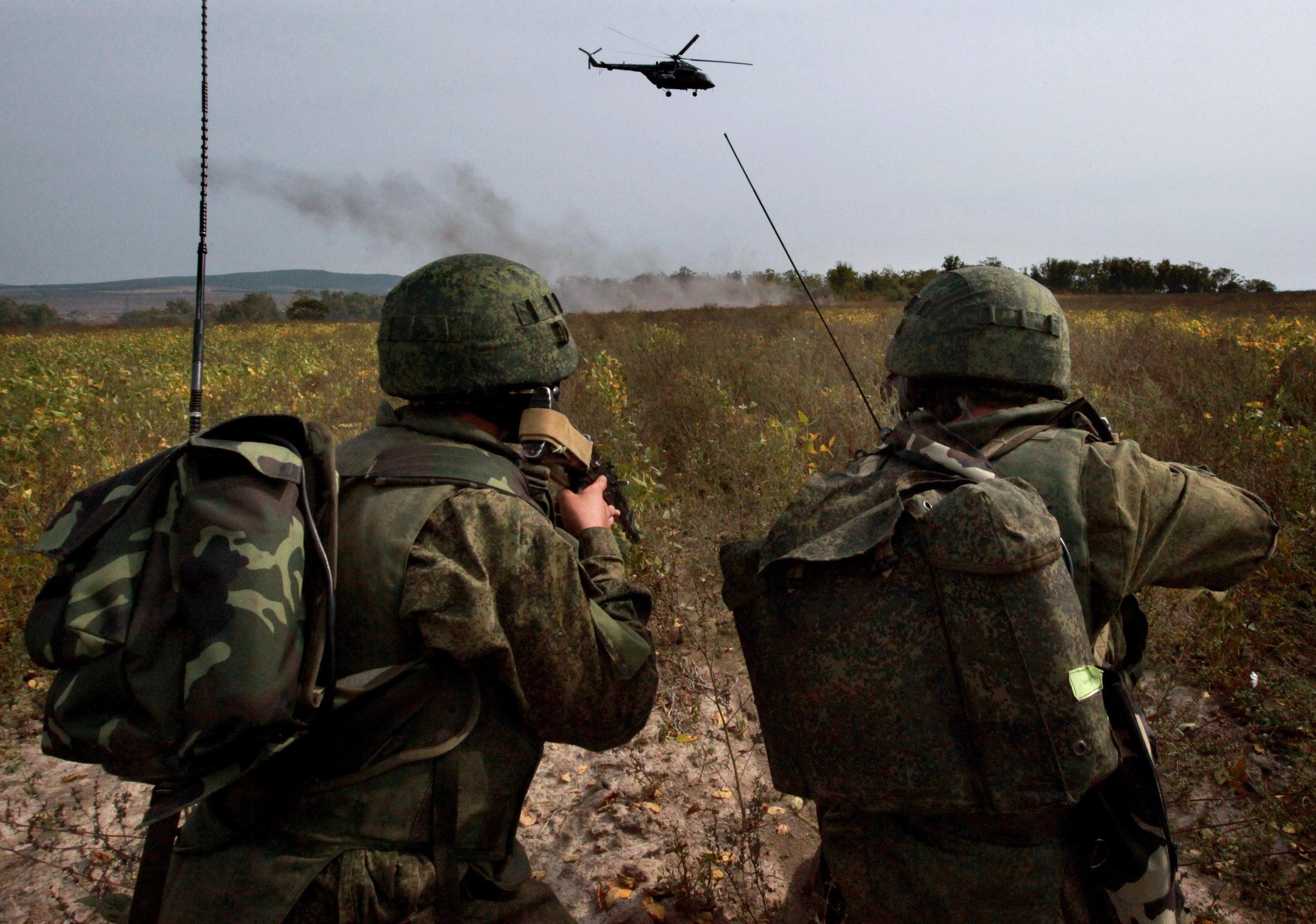 Анализируя военную мощь России: секретное исследование Пентагона