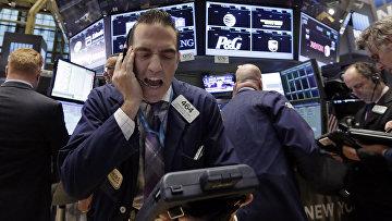Фондовая биржа, Нью-Йорк
