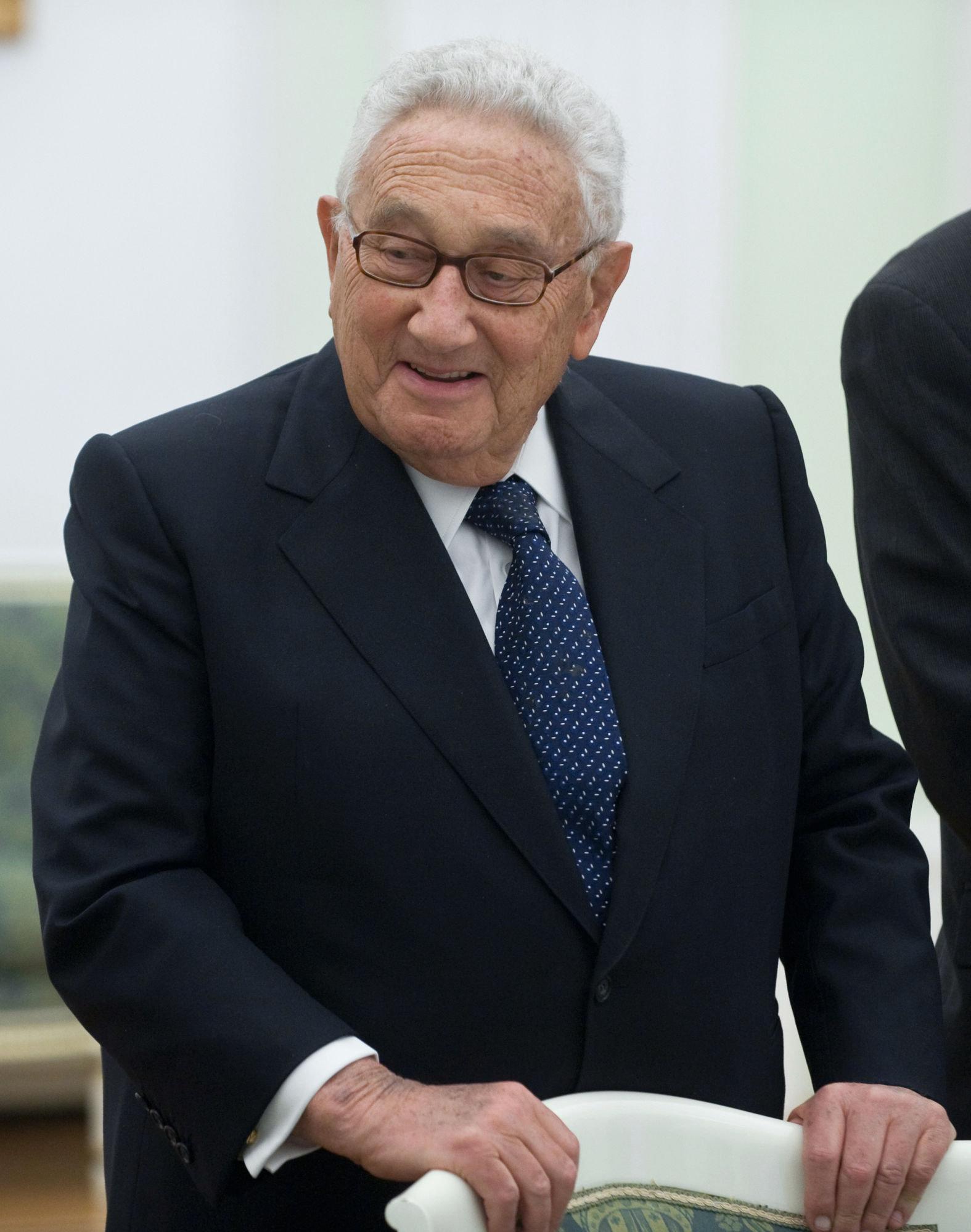 Киссинджер: видение российско-американских отношений (The National Interest, США)