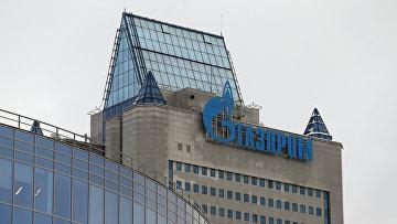 """Здание компании """"Газпром"""""""
