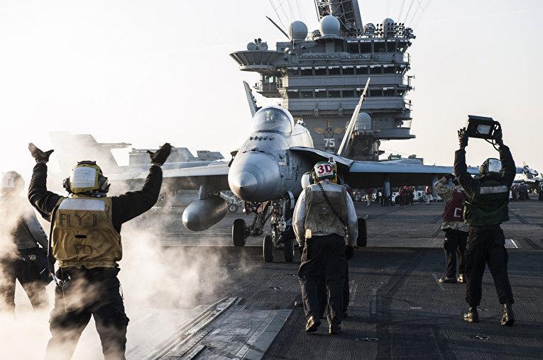 Разворот великой державы: США смещают приоритеты в сторону войны с Китаем и Россией