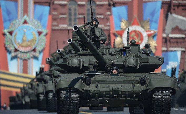 Россия новые вооружения 2017 год