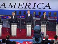 Вторые предвыборные дебаты республиканцев
