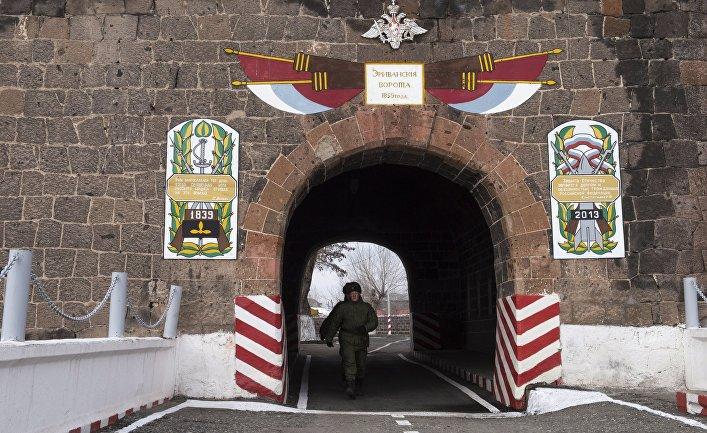 МИД РФ поведал оготовящейся встрече глав Налбандяна иМамедъярова
