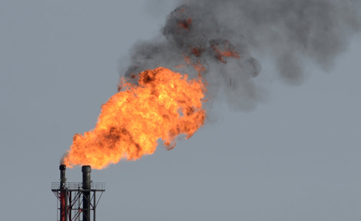 Ванкорское нефтегазовое месторождение в Красноярском крае