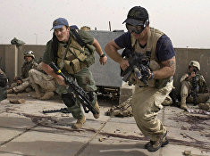Наемники Blackwater в Ираке