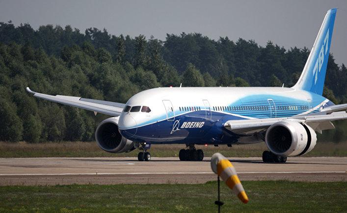 Самолет Боинг-787