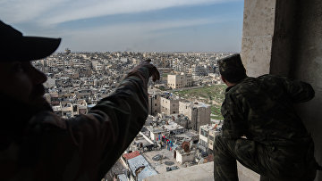 Алеппо: изменение условий в сирийском сценарии?