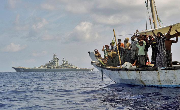 Ситуация в Аденском заливе