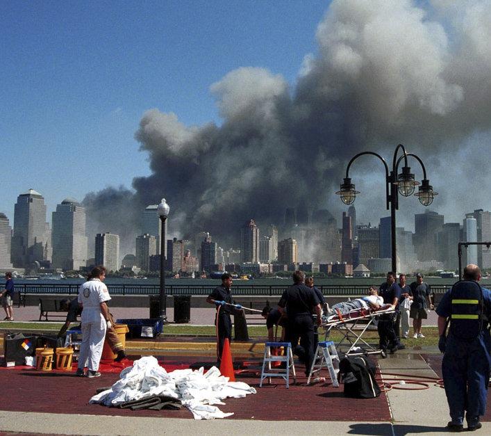 События 11 сентября 2001