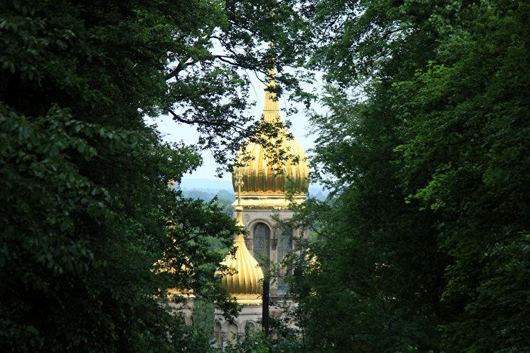 Церковь Святой Елизаветы в Висбадене