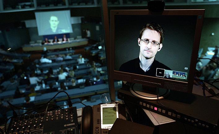 Эдвард Сноуден рассчитывает напомилование отБарака Обамы