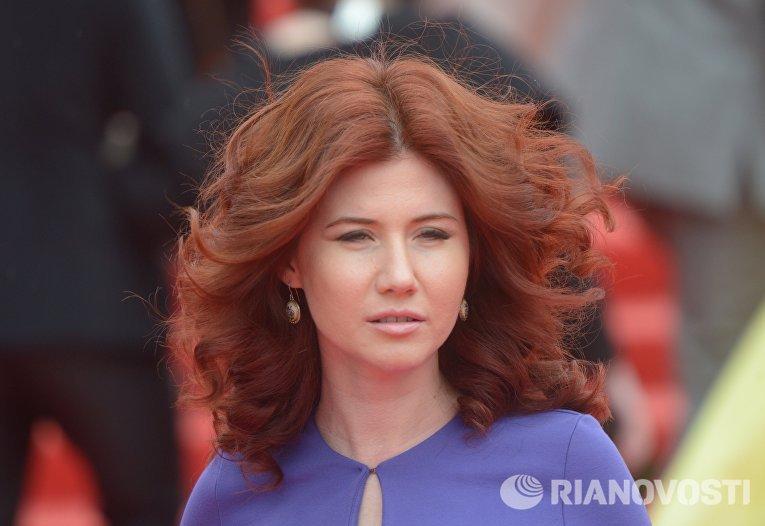 Анна Чапман, бывшая агент российской разведки